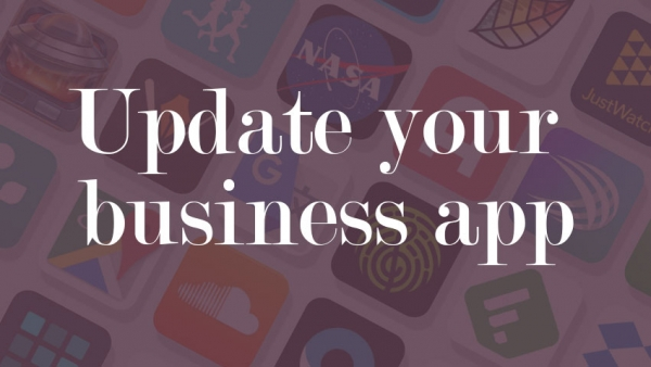 Are your brands iOS Apps Up to Date?