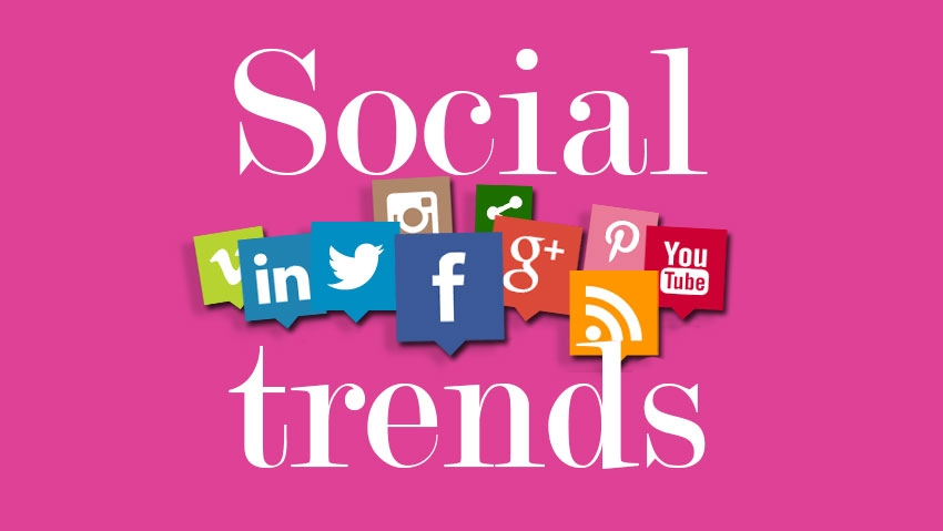 Latest social media trends